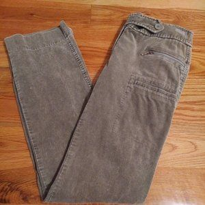 H&M Corduroy Cargo Pants